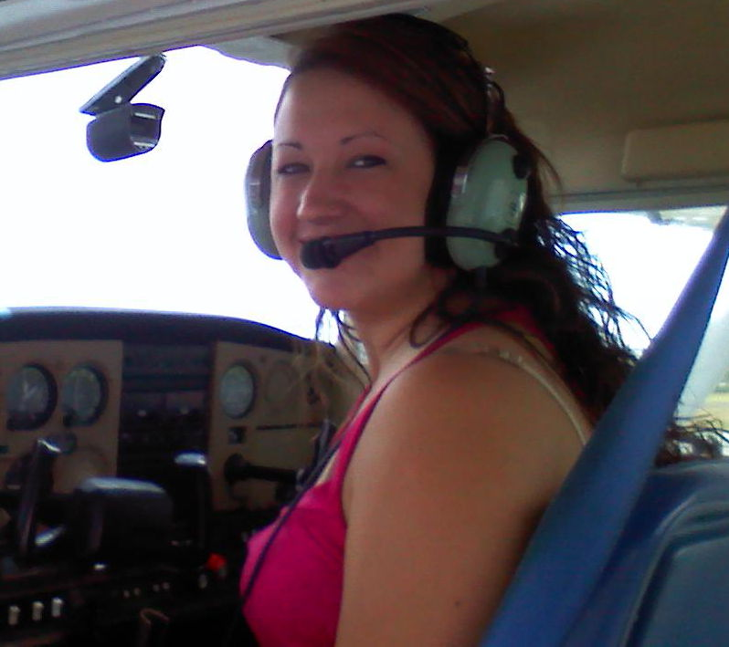 Ally's First Solo!
